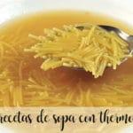 30 przepisów na zupy z termomiksem