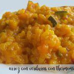 Ryż z warzywami z Thermomixem