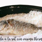 Dorada z solą varoma z termomiksem