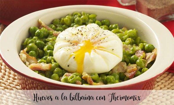 Jajka a la bilbaína z Thermomixem