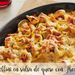 Tortellini w sosie serowym z Thermomixem