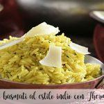 Ryż basmati w stylu indyjskim z Thermomixem