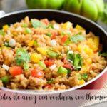 25 przepisów na ryż z warzywami z termomiksem