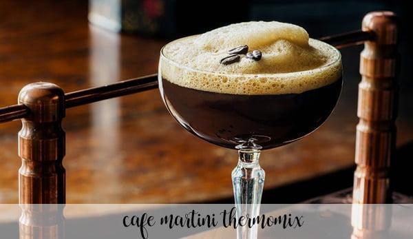 Cafe Martini z termomiksem