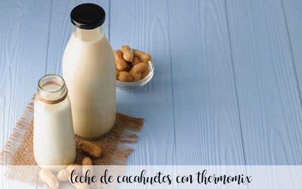 mleko orzechowe z termomiksem