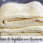 Ciasto francuskie z Thermomixem