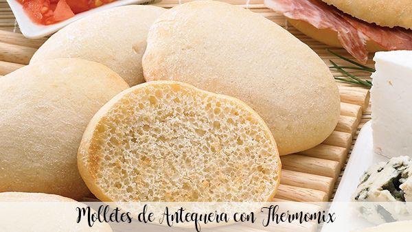 Babeczki Antequera z Thermomixem