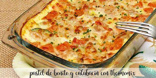 Ciasto Bonito i Cukinia z Thermomixem