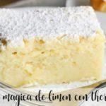 Magiczne ciasto cytrynowe z termomiksem