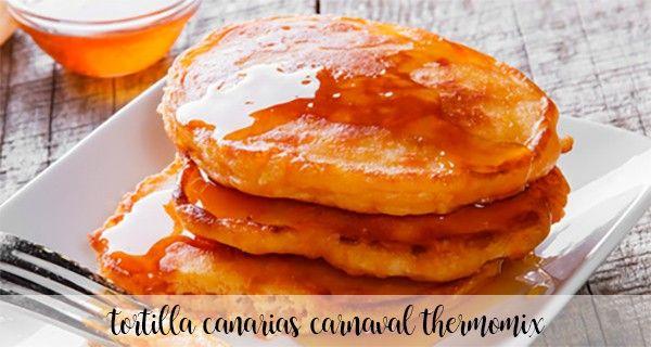 Tortille z kanaryjskiego karnawału Thermomix