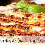 10 przepisów na lasagne z termomiksem
