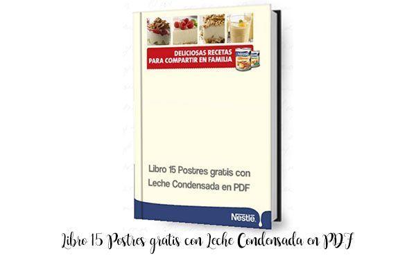Zarezerwuj 15 darmowych deserów z mlekiem skondensowanym w formacie PDF