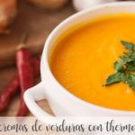 30 kremów warzywnych z Thermomixem