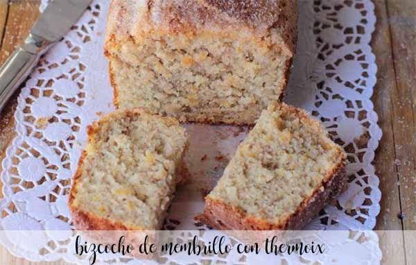 Ciasto pigwowe z Thermomixem