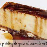 Zapiekanka z serem lub karmelem w termomiksie