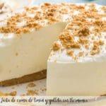 Ciasto cytrynowo-biszkoptowe z termomiksem