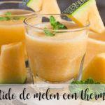 Melonowy shake z Thermomixem