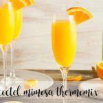 Koktajl z mimozy z termomiksem