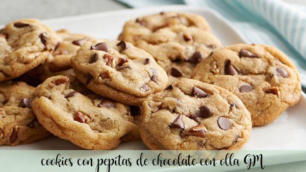 Ciasteczka z kawałkami czekolady GM