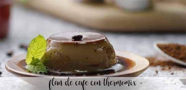 Talerz kawowy z Thermomixem