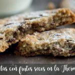 Ciasteczka z Orzechami w Thermomixie