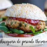 Hamburgery rybne z Thermomixem