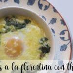 Jaja florenckie z termomiksem
