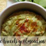 Hummus brokułowo-migdałowy z Thermomixem