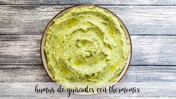 Hummus grochowy z Thermomixem
