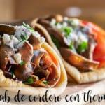 Kebab jagnięcy z termomiksem