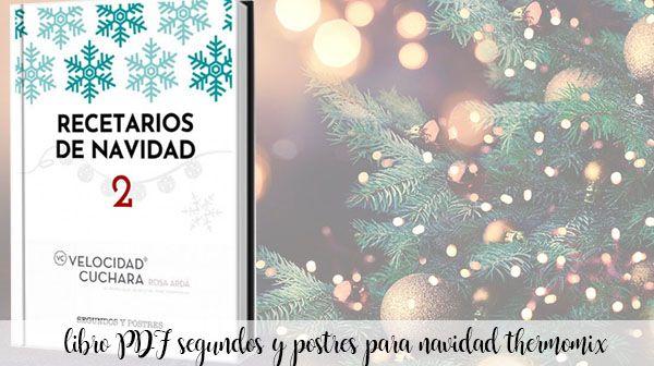 Książeczka PDF sekund i deserów na Boże Narodzenie z termomiksem