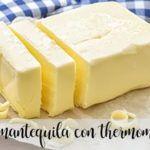 Masło z Thermomixem