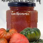 Dżem pomidorowy raf z termomiksem