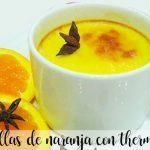krem pomarańczowy z termomiksem