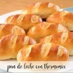 Chleb mleczny z termomiksem