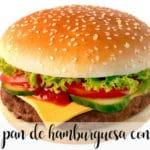 bułka hamburgerowa z termomiksem
