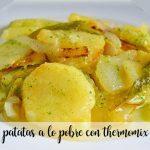 Słabe ziemniaki z Thermomixem