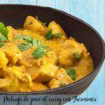 Pierś z indyka curry z Thermomixem