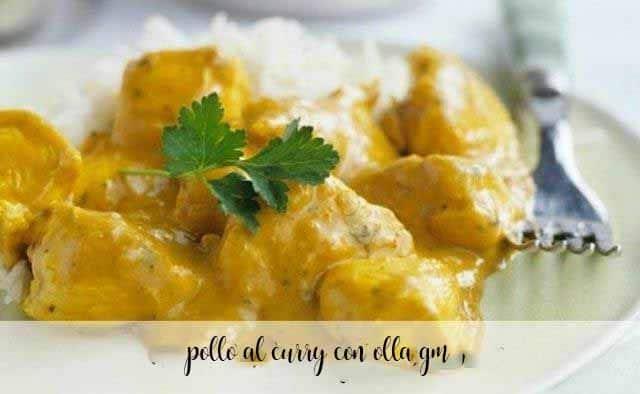 Curry z kurczaka z puli GM