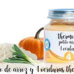garnek ryżu i termomiks 4 warzyw