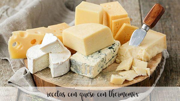 100 przepisów z serem z termomiksem