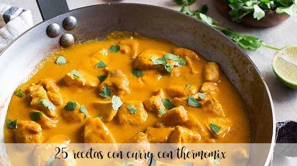 25 przepisów z curry z termomiksem