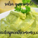 Guacamole z termomiksem