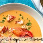 Zupa homarowa z termomiksem