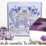 """Ciasto cukierkowe """"La Violeta"""" termomiks"""