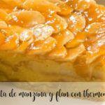 Ciasto jabłkowo-tarte z termomiksem