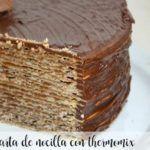 Ciasto Nocilla z Thermomixem