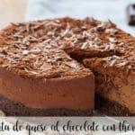 sernik czekoladowy z termomiksem