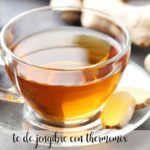 Herbata imbirowa z Thermomixem
