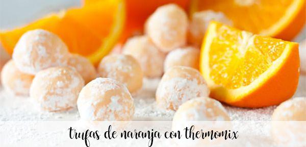 trufle pomarańczowe z termomiksem